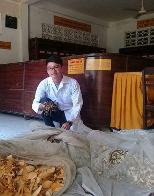 BS Y học cổ truyền Nguyễn Ngọc Sơn