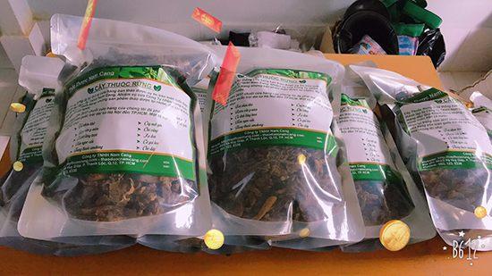 nấm ngọc cẩu nam cang