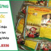 Địa chỉ bán thang thuốc amakong tại tphcm giá tốt