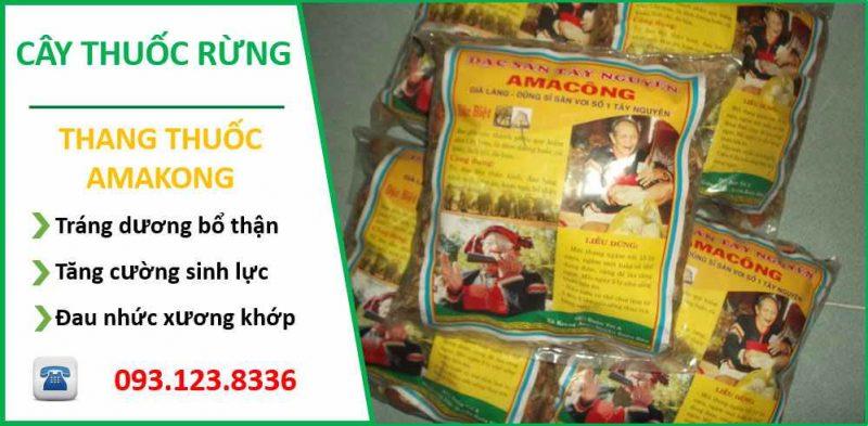bán thang thuốc amakong tại Huyện Hóc Môn