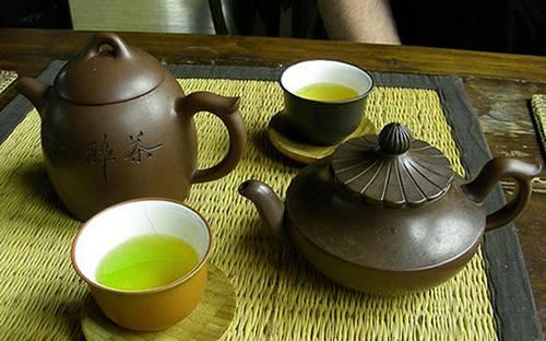 pha trà giảo cổ lam